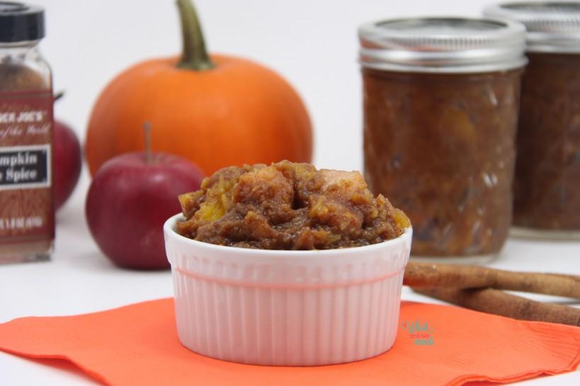 Pumpkin Pie Applesauce