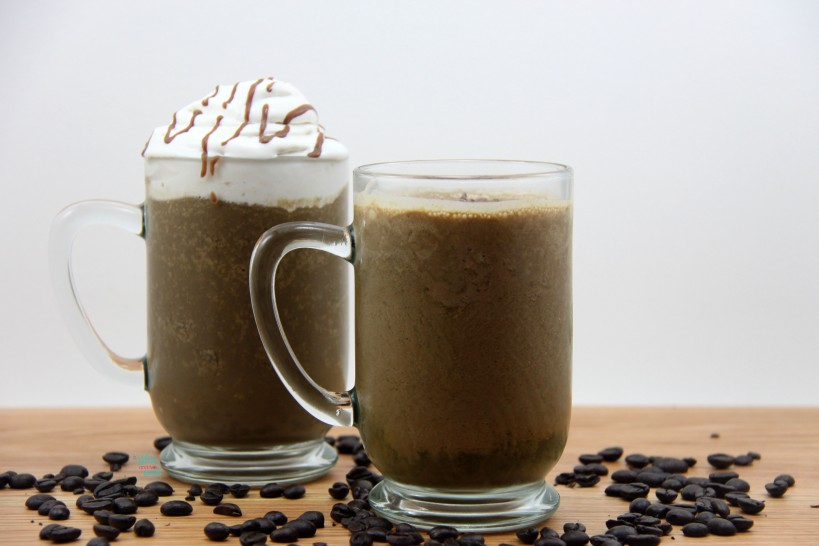 Mocha To The Max Protein Shakes
