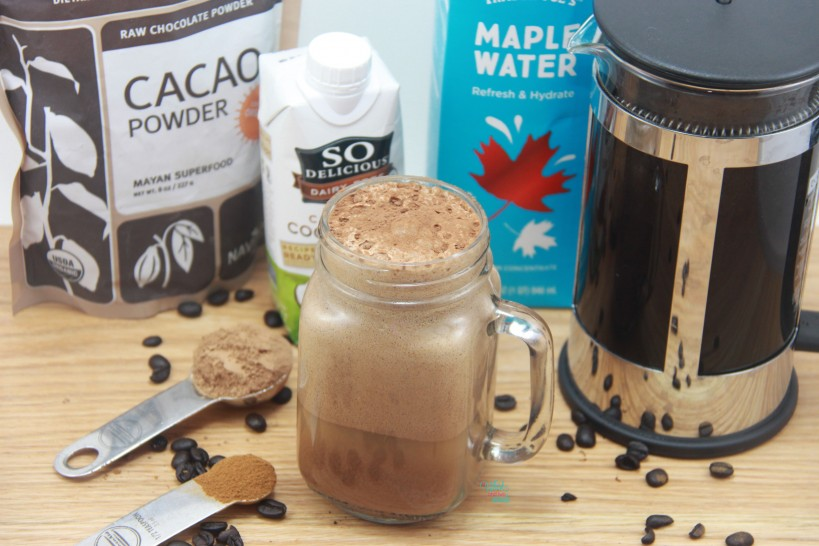 Cuckoo for Coffee Cacao Latte