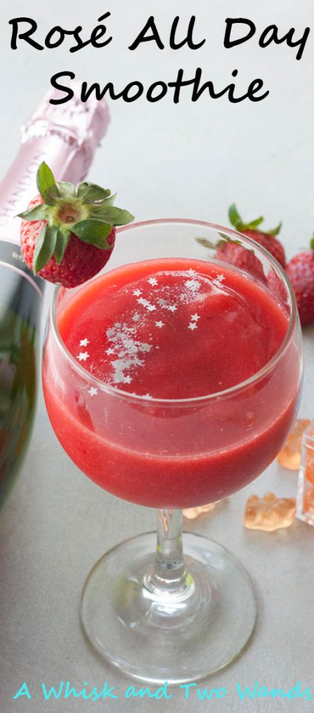 Rosé All Day Smoothie
