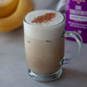 Iced Nana Chai Latte
