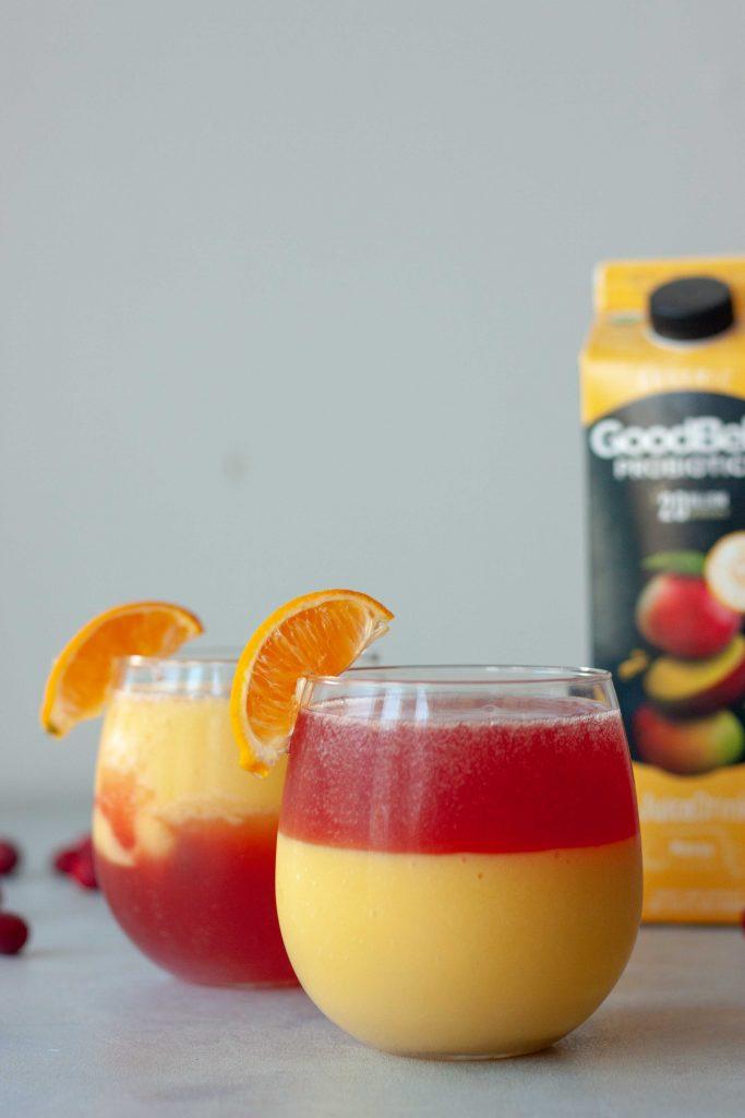 Mango Probiotic Mocktails