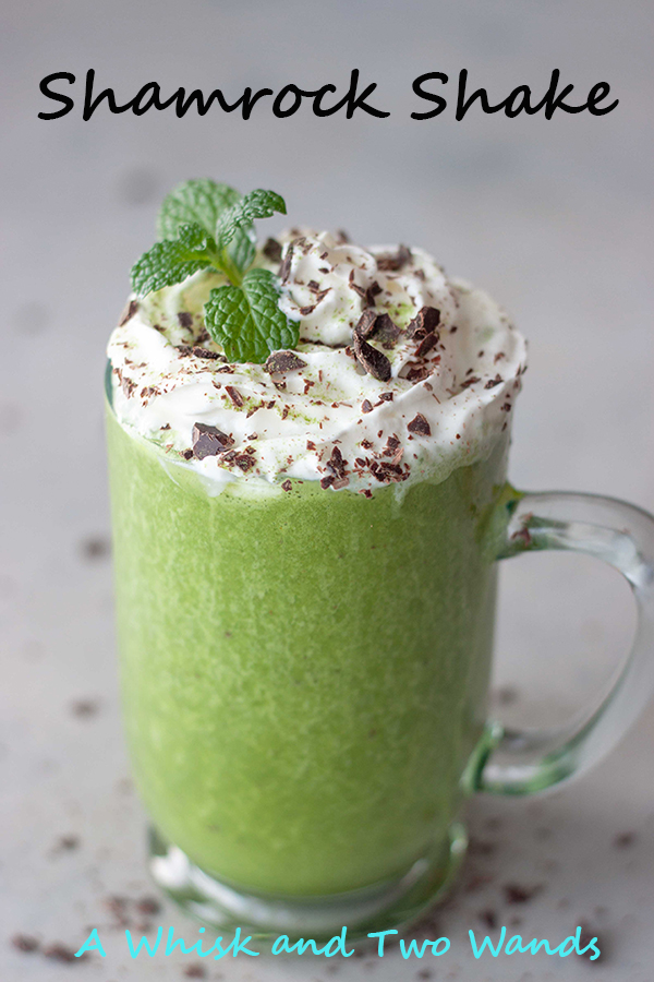 St. Patrick's Day, or week, isn't complete without a Shamrock Shake! Although this delicious treat is so good and packs in bonus nutrition you'll want to sip it all year long! Dairy free, paleo, and vegan friendly the options for this refreshing minty shake are endless. Healthy to a healthy treat you can add protein, matcha, chocolate, ect to create your own signature Shamrock Shake!