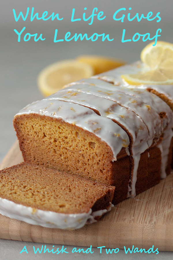 When Life Gives You Lemon Loaf brightens any day! It's gluten free, dairy free, high in protein, and packed with flavor! Simply sweet moist lemon bread with a pound cake like texture drizzled with icing, it's a real treat you'd never guess is healthy and packed with nutrition!