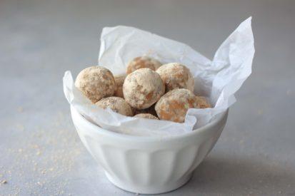 Bowl of Nutter Butter Better Bites