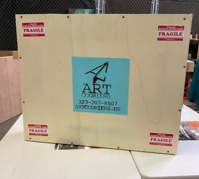 Art-Couriers-Los-Angeles-custom-crating