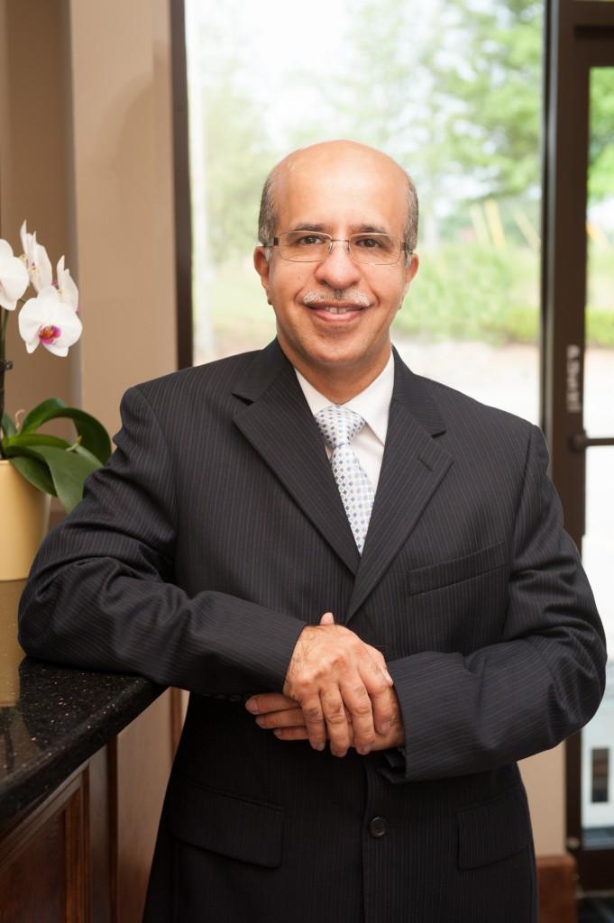 Dr. Rajai professional dentist