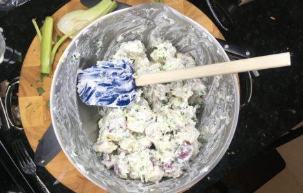 redskin potato salad ukrops copycat