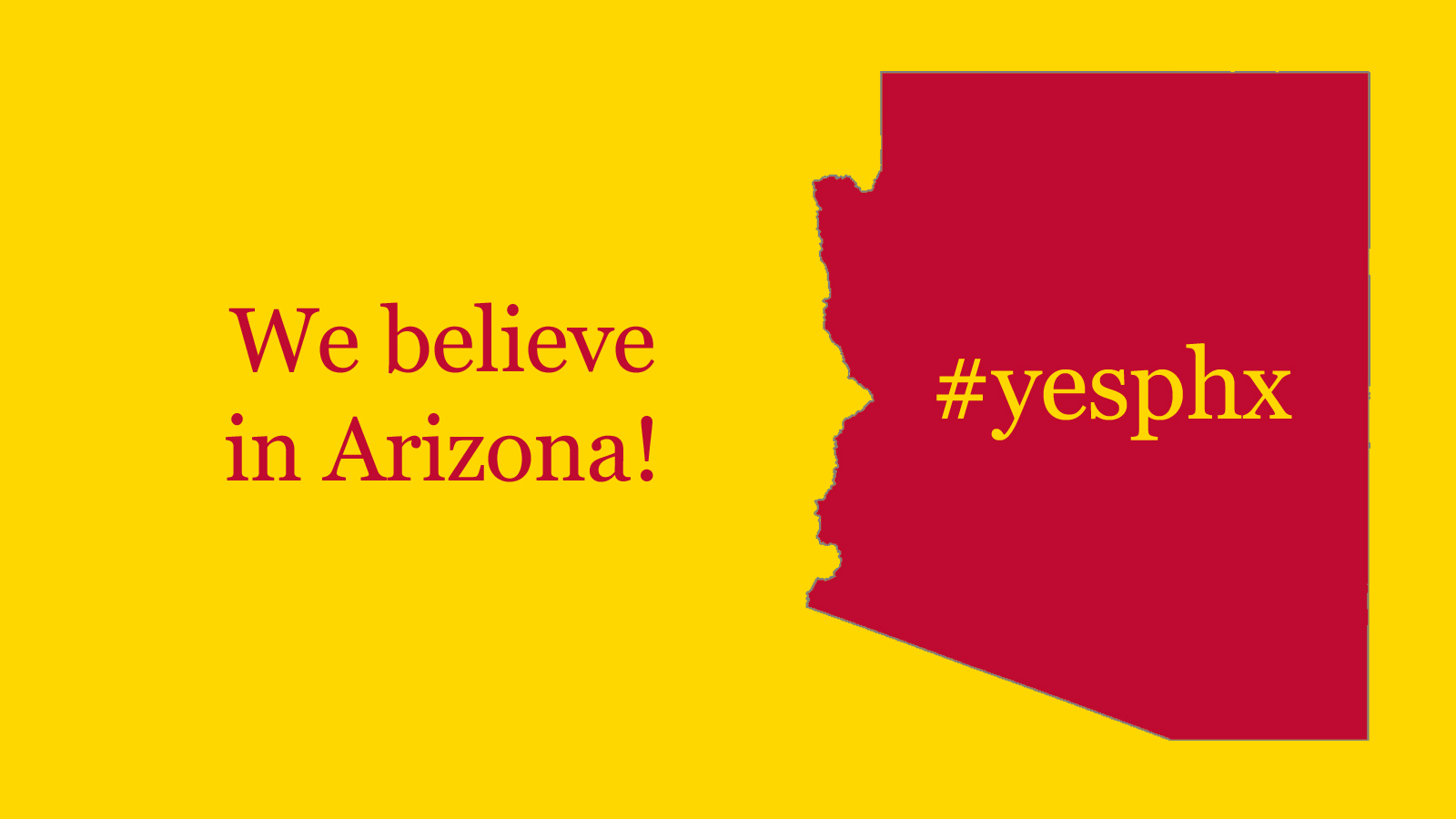 Attention Venture Capitalists, it's time to setup shop in Arizona!