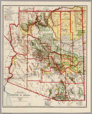 110 Years of Arizona History