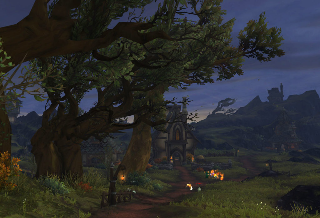 Feels like an updated version of Darkshire.