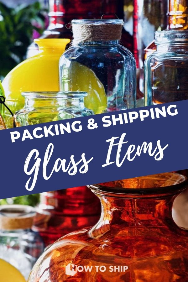 Packing Shipping Glass