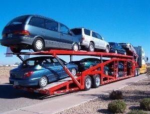 Ship a car via auto movers