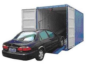 ship a car