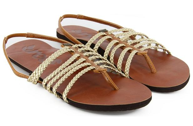 How to ship sandals