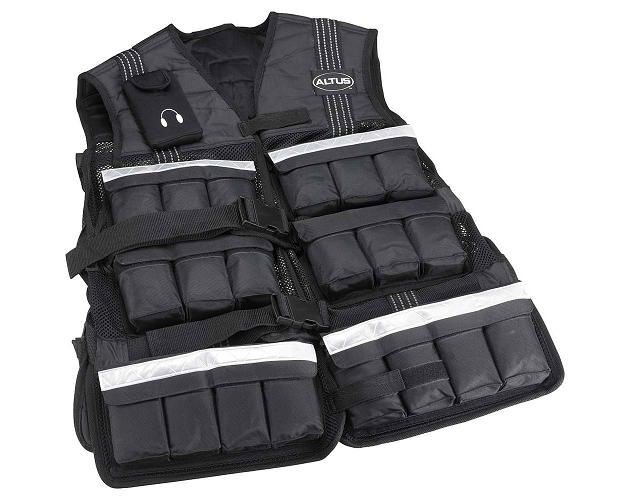 Ship a Weight Vest