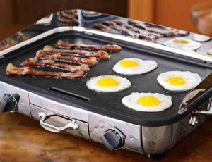Ship an Electric Griddle