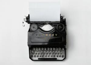 Ship a typewriter