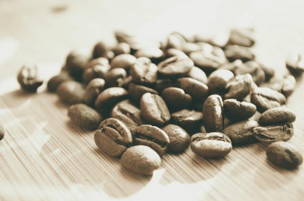 Ship coffee beans