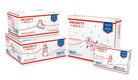 USPS Holiday 2016 Mailing and Shipping Deadlines