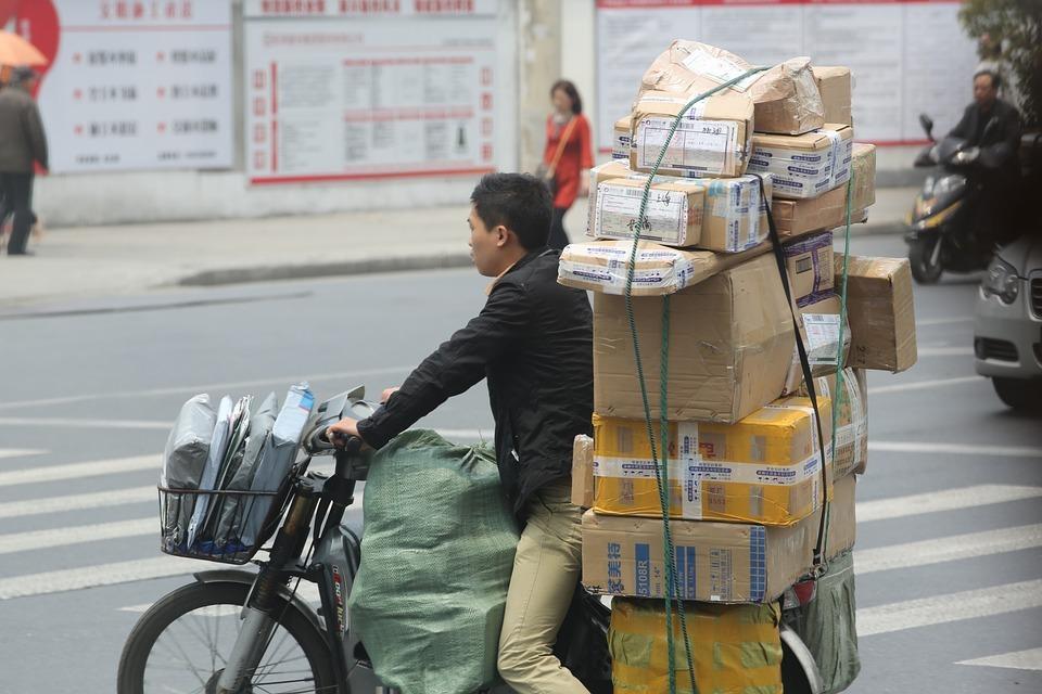 Choosing a shipping company