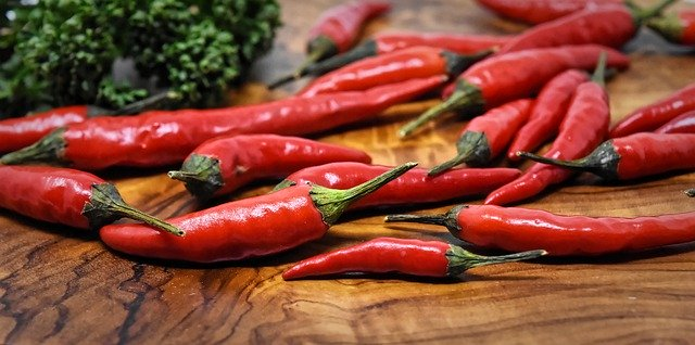 How to Ship Fresh Chili Peppers