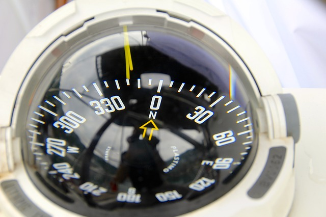 How to ship a boat compass