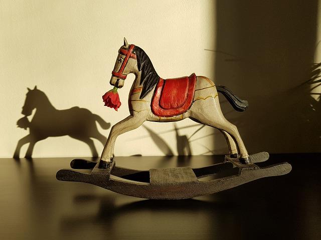 Ship a rocking horse