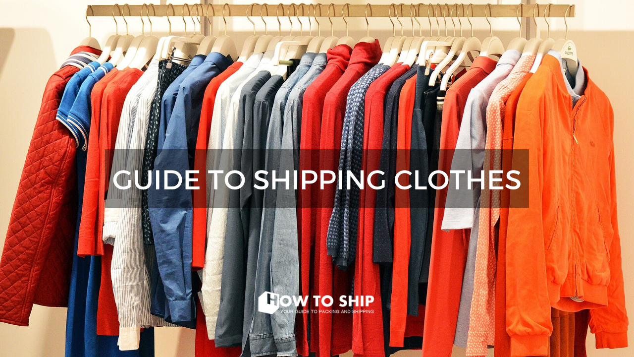 How to Ship Clothes