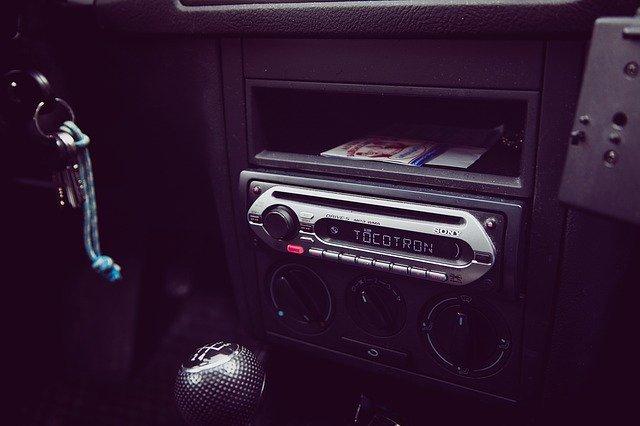 Shipping a car radio