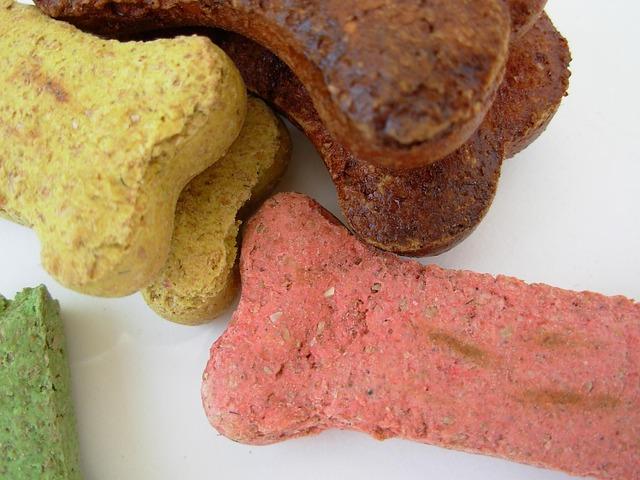 Shipping homemade dog treats