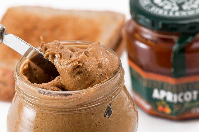 Shipping homemade peanut butter