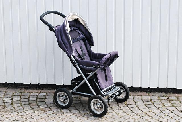 shipping a baby stroller
