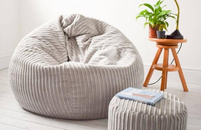 shipping a bean bag chair