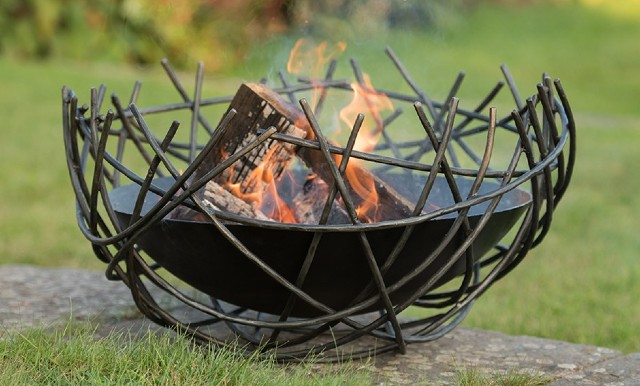 Shipping a fire pit