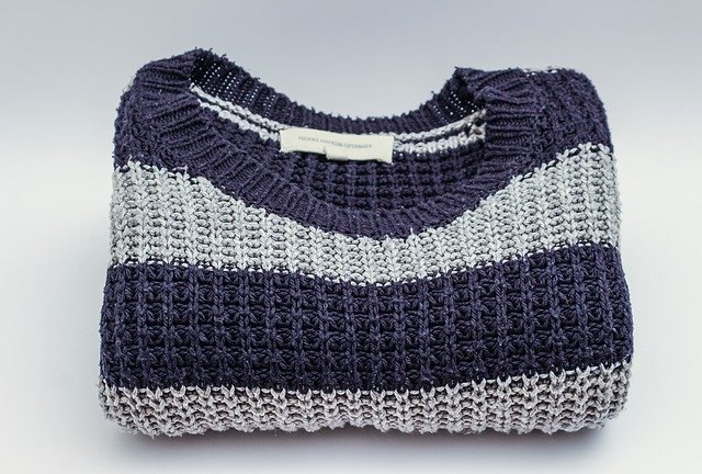 shipping a sweater