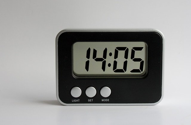 shipping a travel alarm clock