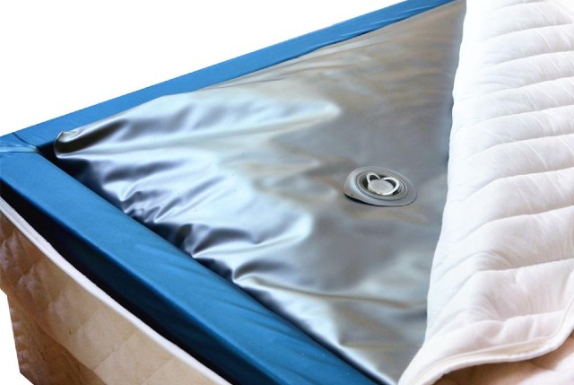 shipping a water mattress