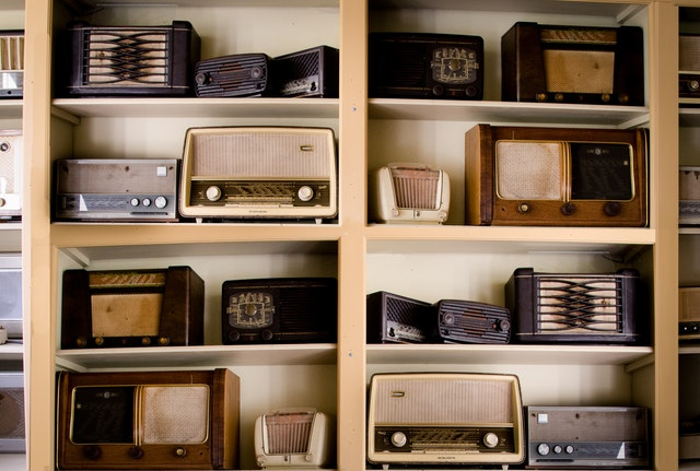 shipping an antique radio