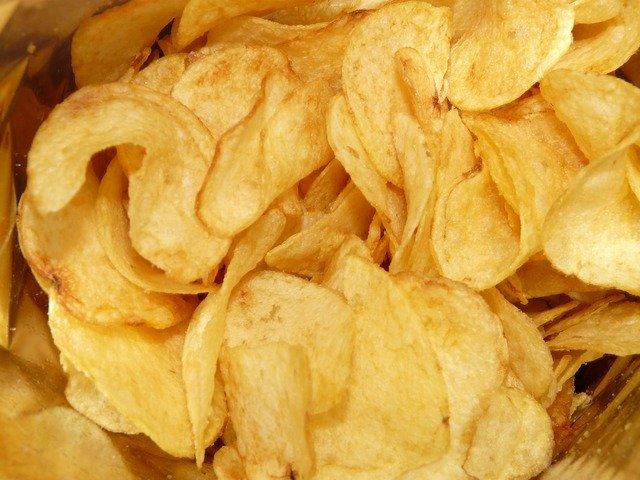 shipping homemade potato chips