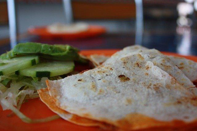 shipping homemade tortilla