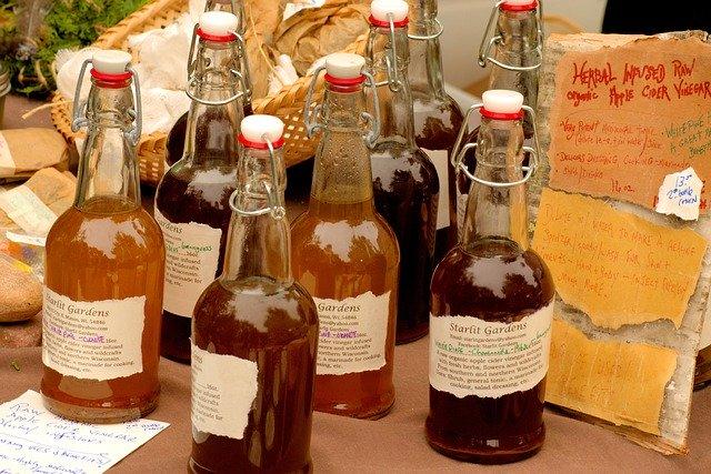 shipping homemade vinegar