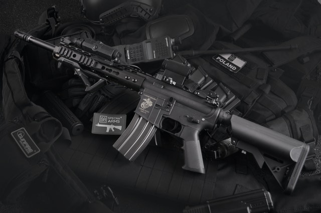 shipping airsoft guns