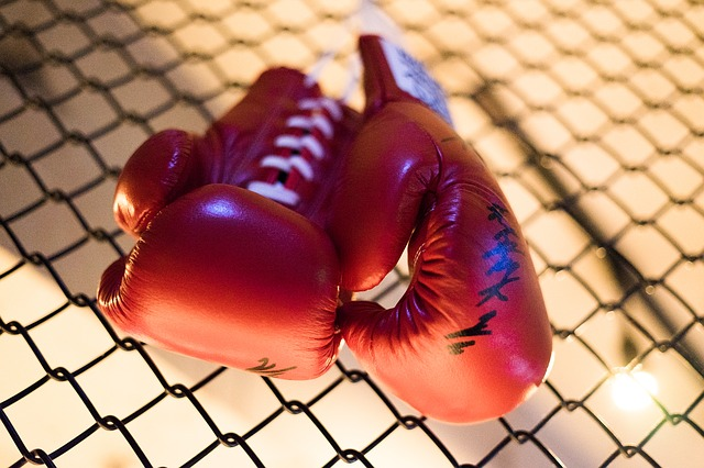 shipping boxing gloves