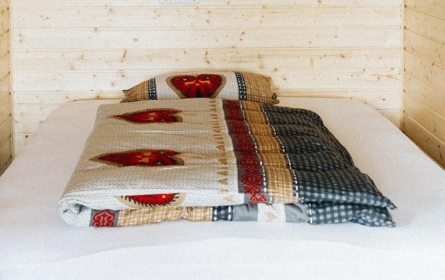 shipping a comforter