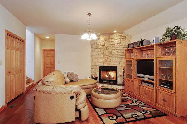 5009 North Meade Avenue, Chicago, IL 60630 - Jefferson Park - Living Room