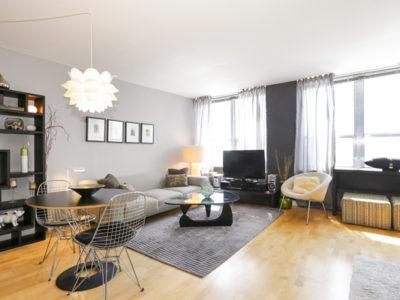 655 Irving Park Unit 3205, Chicago, IL - Living Room
