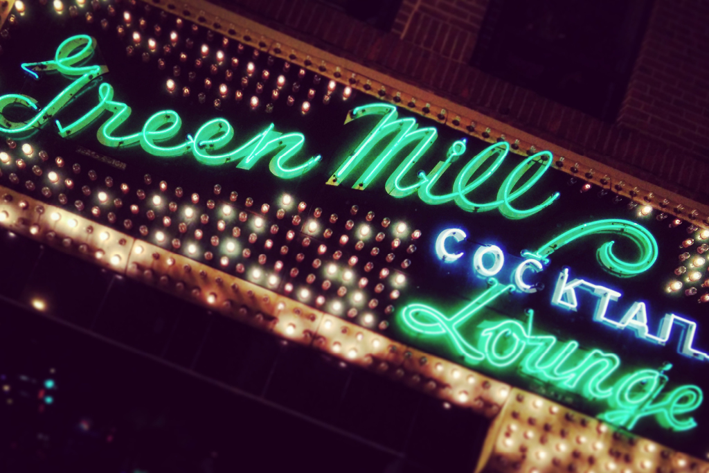 The Green Mill, Uptown, Chicago