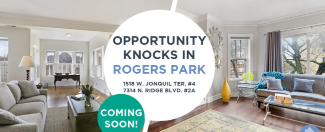 Chicago House Hunt - Opportunities in Rogers Park