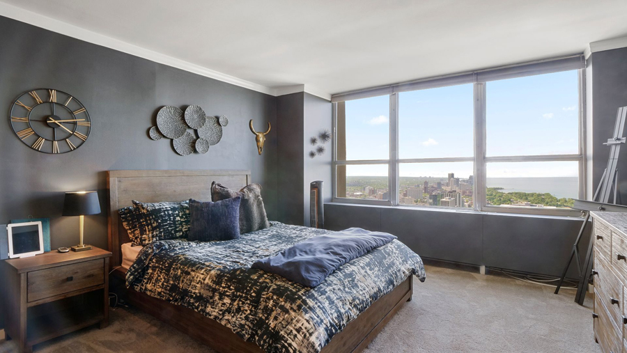 Lakeview - 655 Irving Park Road Unit 5016, Chicago, IL 60613 - Bedroom